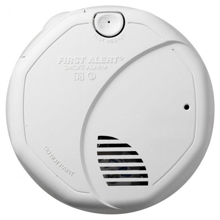 Brisbane smoke detector installation